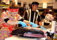 沖縄産マグロ、上海へ輸出 手続き短縮で鮮魚可能に 地理的優位性生かす