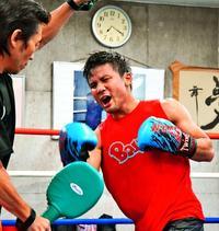 比嘉大吾、KOへ自信  来月22日 初の防衛戦 ボクシングWBCフライ級