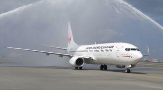 JTAの旅客機(資料写真)