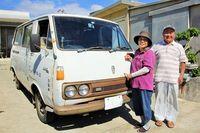 45年ずっと現役…ありがとう「お菓子車」 車検なんと44回! 島の名物カー引退