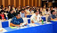 外国人の観光客 現状や課題報告/OCVB連絡会