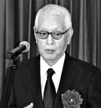[きょうナニある?]/話題/「80歳になり書けた」/上原さんに坪田賞贈呈