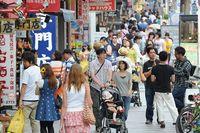 はしか影響か、国内客は減少 5月の観光客83万人 外国客が増加