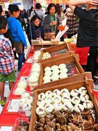肉汁あふれる小籠包、本格エビチリも 那覇で「横浜・中華街展」 8日まで