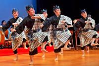 華やかに陽気に 沖縄芸能協会50周年公演