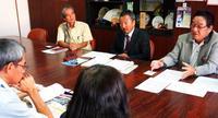 「慰安婦」「虐殺」文言の復活を 32軍壕説明板 沖縄県は見直しに難色