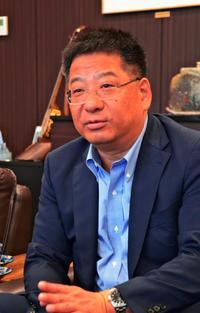 沖縄の食材や音楽、中国でも人気 駐福岡総領事「関係深めたい」