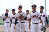 興南が4年ぶり7度目の頂点 沖水に3―1 沖縄県春季高校野球