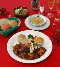 クリスマスにステーキはいかが? サムズの「スペシャルディナー」25日まで