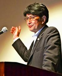 スパ・娯楽など外国人誘客7条件を講演 高級沖縄グルメの必要性指摘