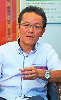 沖縄ファミリーマート社長の経営戦略 セブンイレブンと「戦える力ある」