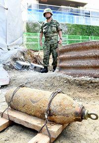 沖縄の観光名所・国際通りで再び不発弾処理 20日実施、外国語の案内強化