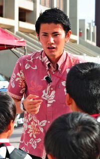 「サッカーで沖縄盛り上げ」 観客呼び込む仕掛け人、熱意と工夫の日々