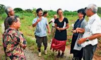 オスプレイ被害を共有 高江-城原の住民、飛行阻止へ連携