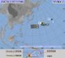 台風5号が発生 南鳥島の近海を西へ