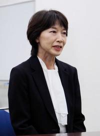 東京医大新学長、文科省を訪問 「精いっぱいやる」と強調