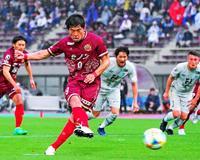 FC琉球の「超攻撃」J2でも健在 初陣飾る3発