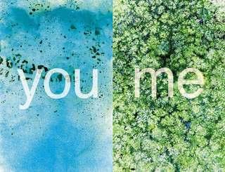 照屋勇賢さんの新作「you/me」