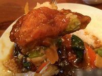 那覇市東町の天天で中華風カツ丼を食べたの巻 運転手メシ(225)
