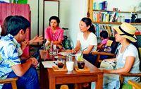 岐路の9条〜沖縄から改憲を問う(4)「ママだって政治の話がしたい」 きっかけは辺野古で見た光景