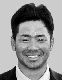 比嘉、初日9アンダー首位/台北ユニバ/第6日