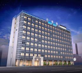 「ホテルアクアチッタナハbyWBF」の外観イメージ(東急リバブル提供)