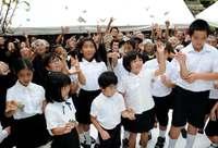 「次の世代へ伝えていく」犠牲者の冥福祈る 対馬丸慰霊祭