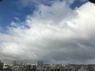 あすから雨模様です。最新の気象情報をチェックしてください