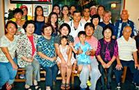 沖縄・金武でつながり移住10年 大城ジミーさん・ひろみさん夫妻