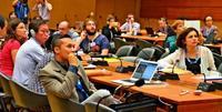 「山城議長は人権の擁護者」 国際人権法から基地問題の闘い訴え【国連と沖縄・上】