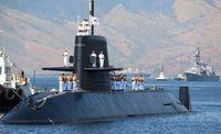 フィリピンに海自潜水艦入港 南シナ海めぐり中国けん制