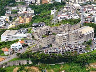 (資料写真)沖縄キリスト教学院大学・短期大学