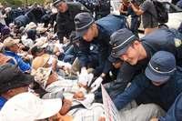 東村高江区、政府の財政支援受け入れ 「被害補償」で全員一致