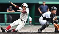 高校野球沖縄大会きょう準決勝 糸満-北山 興南-嘉手納