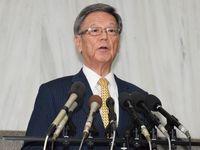 名護市長選で敗れたが…「民意は生きている」 沖縄県・翁長知事、新基地阻止を改めて強調