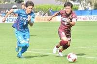 FC琉球、アウェーで勝利 秋田に2‐1 サッカーJ3
