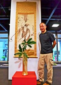 「沖縄で受けた刺激を形に」伊賀焼の小島憲二さん陶展 タイムスギャラリーできょうから