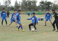 J2昇格へ決意新た FC琉球、今季初練習