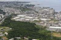宜野湾市長、ディズニー誘致「土地の確保厳しい」 前市長の施策、継承せず