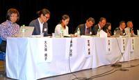 基地、多角的に議論 国際人権法学会 沖縄の抱える矛盾問う