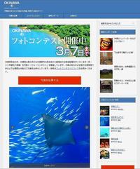 沖縄観光の穴場、教えちゃいます 内閣府がサイト「OKINAWA41」開設