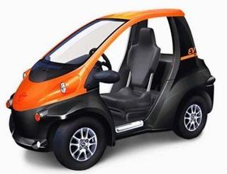 トヨタの1人乗り超小型電気自動車「COMS(コムス)」(同社ホームページより転載)