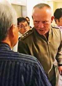 富川副知事と米四軍調整官の会談 非公開を認めた沖縄県の狙いは?