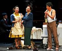 「予想できない展開、驚いた!」 オペラ「泥棒とオールドミス」、600人が楽しむ