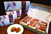 「島果のしずく」に黒糖味 エーデルワイス沖縄で一番人気 一口サイズの焼き菓子