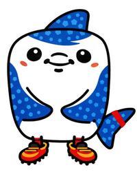FC琉球に新キャラ、名称募集 ジンベエザメがモチーフ