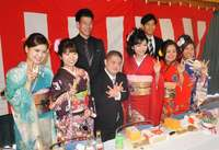 沖縄・竹富町で一足早く成人式 家族や地域へ、感謝の思い新た
