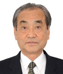 自民党沖縄県連の具志孝助幹事長