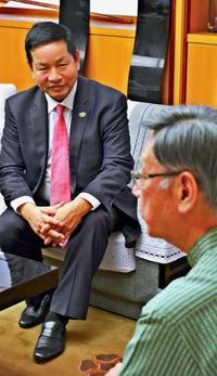 ベトナム最大手のIT企業、沖縄に進出 採用計画500人規模