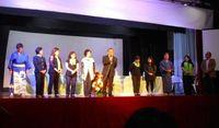 沖縄文化の価値再確認 三線で友情育む 県系5人が体験発表